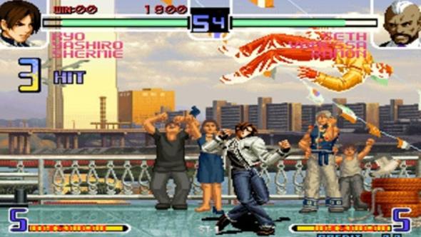 拳皇2002 魔幻加强版(悟饭)图1